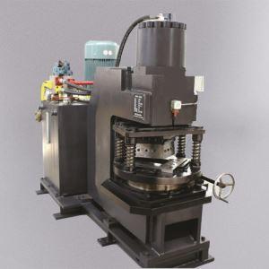 QJ 系列液压角钢切角机